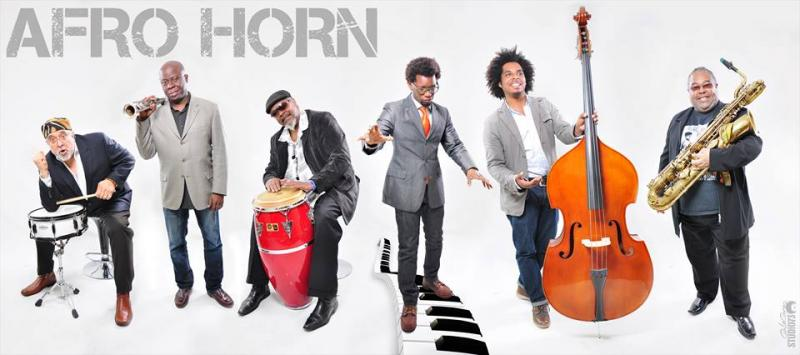 AFRO HORN BAND