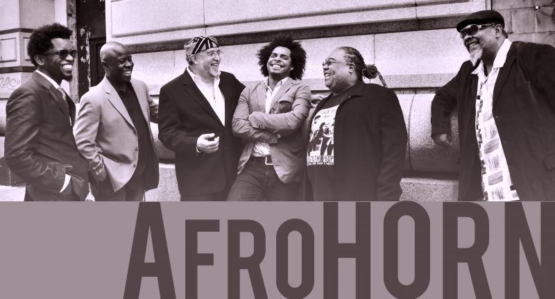 AfroHORN working band